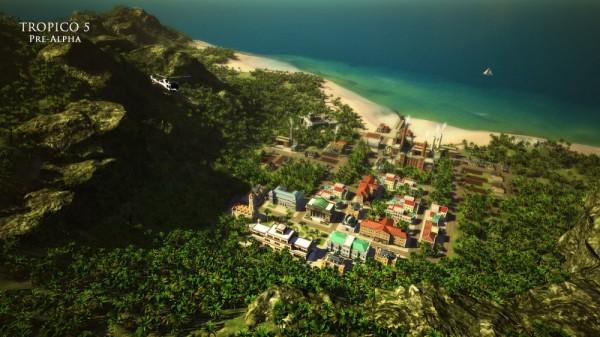 Игра Tropico 5 выйдет в продажу уже в 2014 году