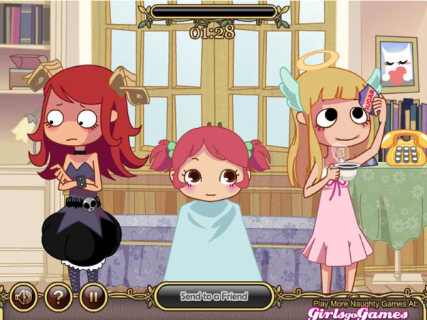 Маникюр для Феи – увлекательная и поучительная игра для девочек