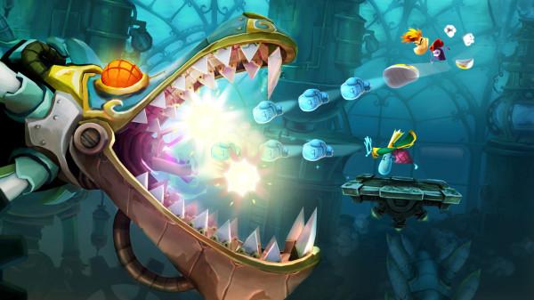 Rayman Legends – тяжелая новинка 2013 года