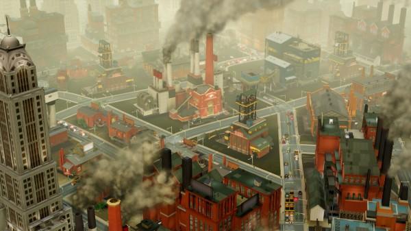 В середине ноября фанатам игры SimCity предложат сделать путешествие во времени