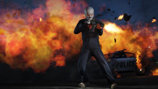 Grand Theft Auto 5 – в руках геймера