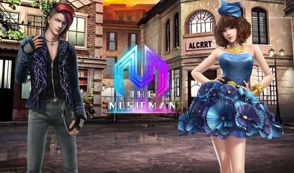 Новая онлайн игра The MusicMan