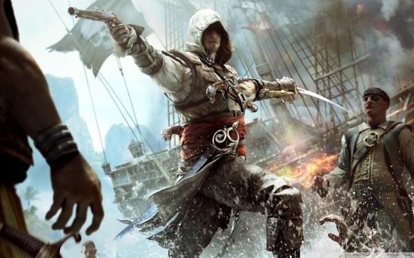 Assassin's Creed 4: Black Flag – свободный мир