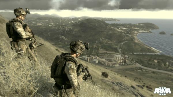 ArmA III – выжить тяжело