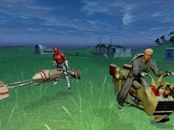 BioWare и LucasArts очень сильно заинтересуют своих игроков MMORPG по Star Wars
