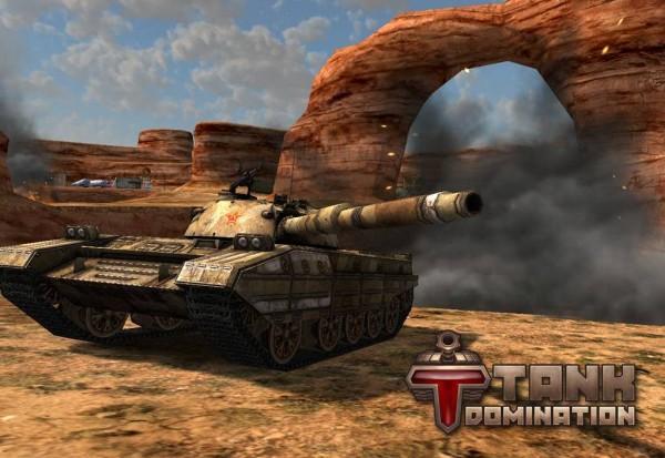 MMO-экшн Tank Domination теперь имеет новый сайт