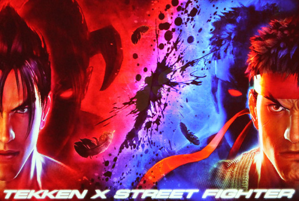 Tekken X Street Fighter – еще в разработке