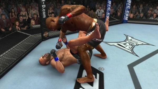 В симуляторе EA Sports UFC в первый разе в истории появятся бойцы женщин