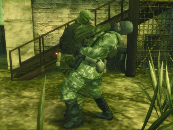 Скандал сексуального характера вокруг Metal Gear Solid 5