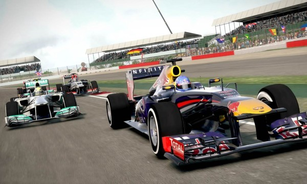 Потрясающий режим F1 Classics