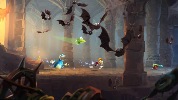 Rayman Legends  - превзошла сам оригинал