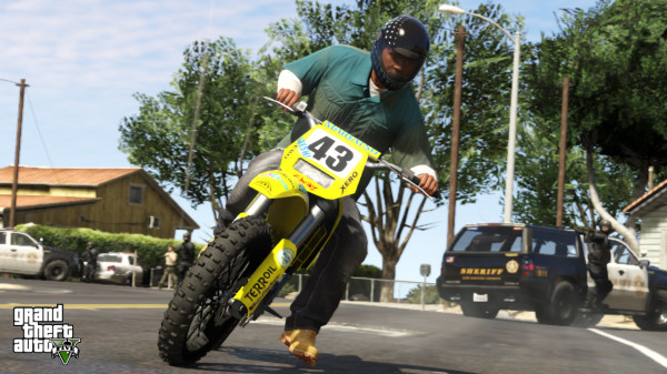 Grand Theft Auto 5 – бьет все рекорды продаж