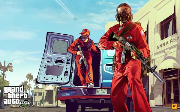 Новая порция подробностей о GTA online