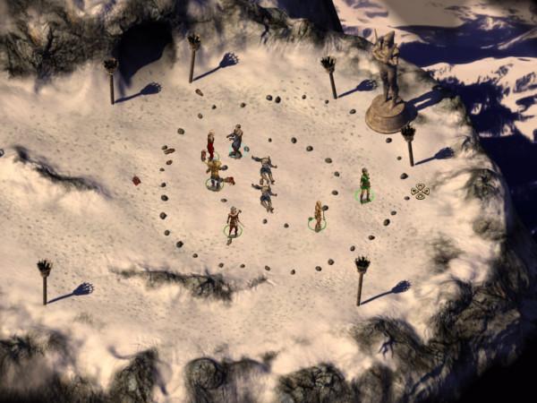Baldur's Gate 2: Enhanced Edition – огромные изменения