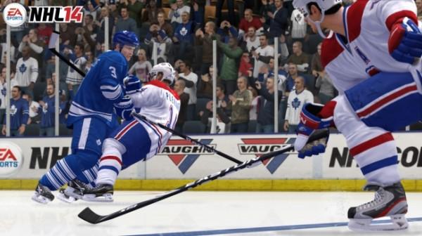 Чего ждать от NHL 14