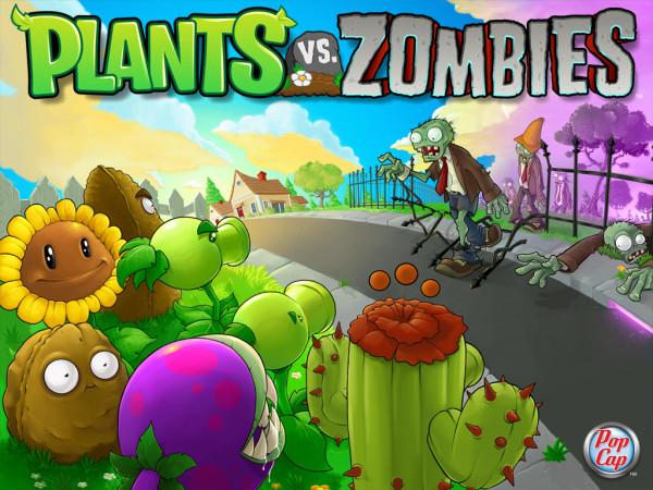 Plants vs. Zombies  - отличное продолжение