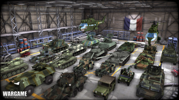Wargame: AirLand Battle  –  увлекательное дополнение