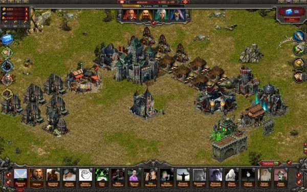 Браузерная игра «Война престолов» удивляет разнообразием