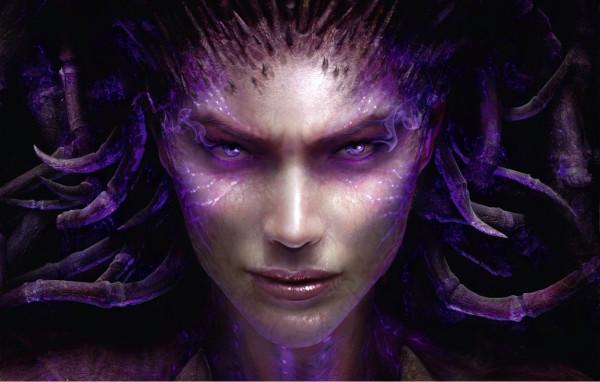Спустя три года появится - StarCraft 2: Heart of the Swarm