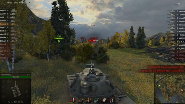 World of Tank не теряют популярности