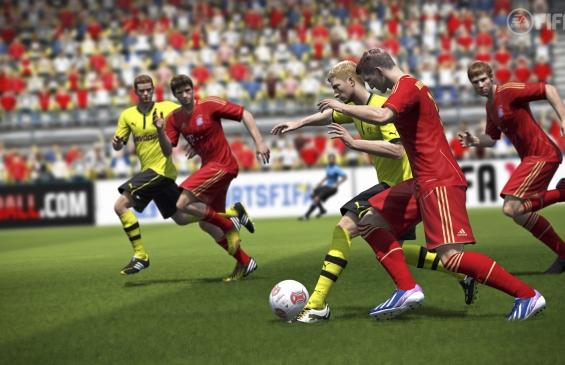Для Xbox One будет снято  интерактивное шоу о футболе