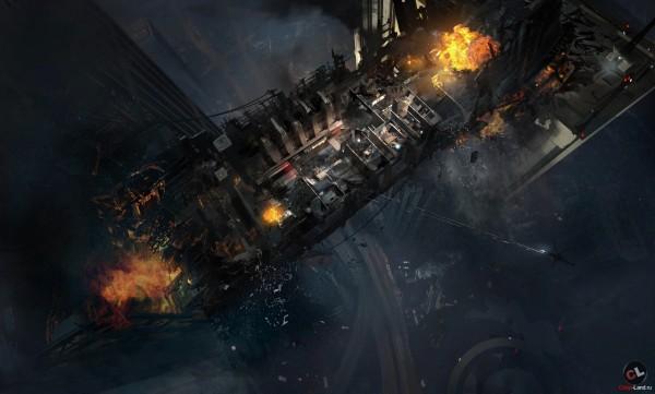 Еще одна карта Battlefield 4 на Игромир 2013