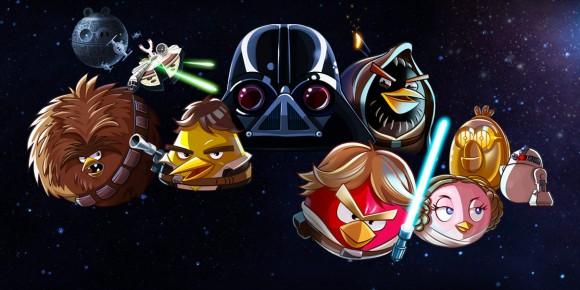 Angry Birds Star Wars противостояние между силами зла и добра