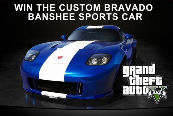 Уникальные автомобили в GTA 5