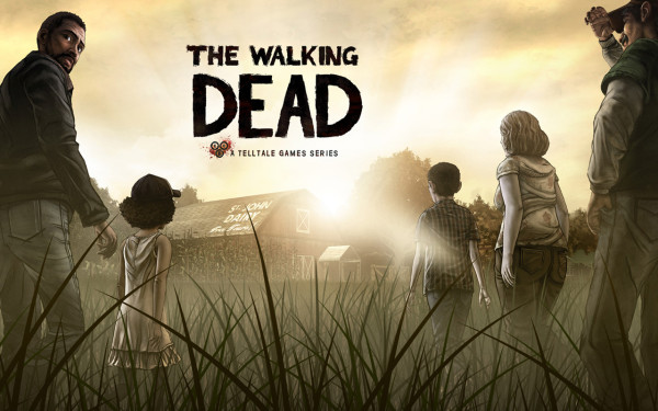 Второй сезон эпизодической игры The Walking Dead