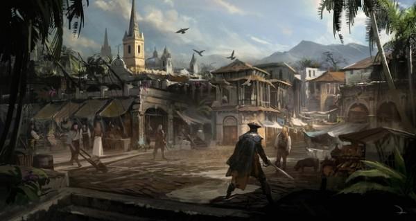 Продажи Assassin's Creed 4 в Великобритании составили 6.6 миллионов копий