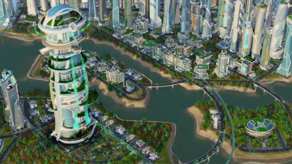 В скором времени в SimCity  можно будет играть в оффлайн