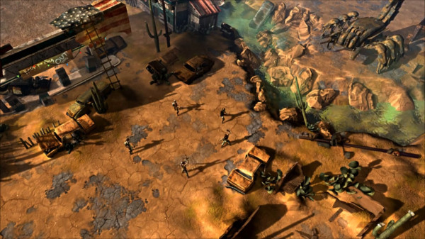 Wasteland 2 — изучение уникального мира, а также ранняя бета
