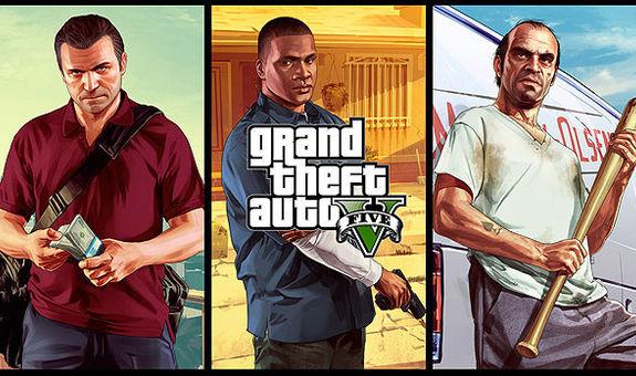 Grand Theft Auto 5 покорила PSN