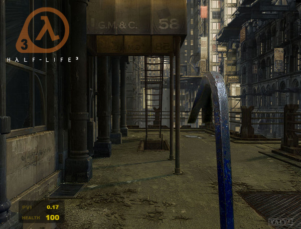 Стали известно имена разработчиков Half-Life 3