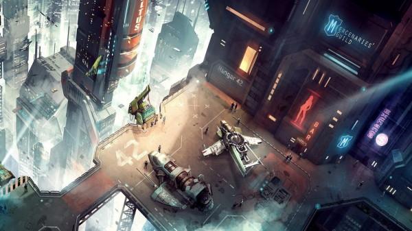 Фанаты Star Citizen   будут придумывать и разрабатывать космические корабли