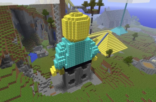 Новая часть  «Южного парка» посвящена  Minecraft