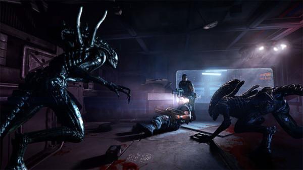 Очередная игра Вселенной чужих Alien: Isolation