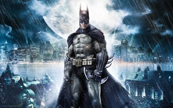 Хит снова вернулся Batman Arkham Asalym