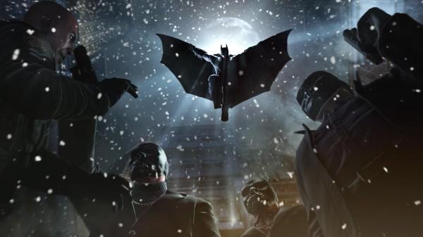 Batman: Arkham Origins – будет задержана на некоторое время