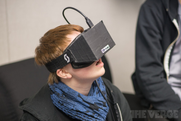 Oculus Rift способен будет работать без помощи персонального компьютера
