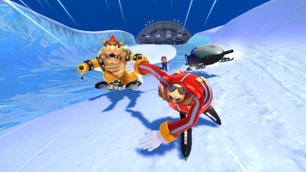 Марио, Соник и Олимпийские игры