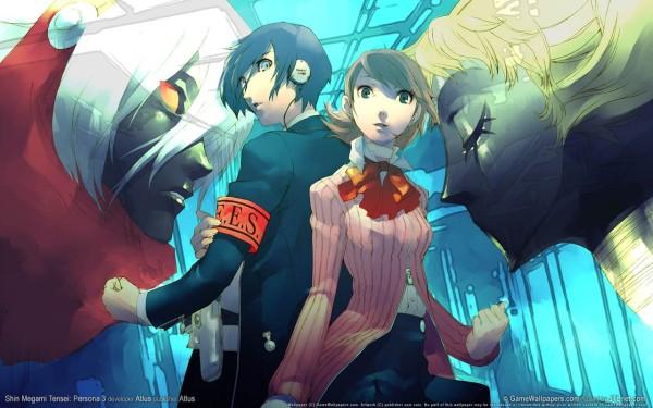 Наконец дождались четвертой номерной части Shin Megami Tensei