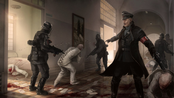 Новая история в Wolfenstein: The New Order
