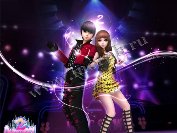 Audition 2 танцевальная онлайн игра