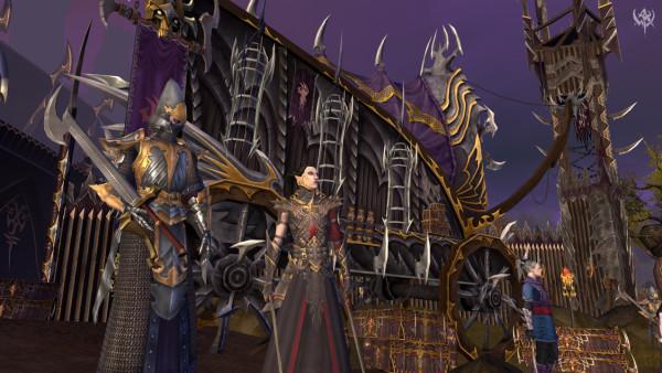 Прощай, Warhammer Online