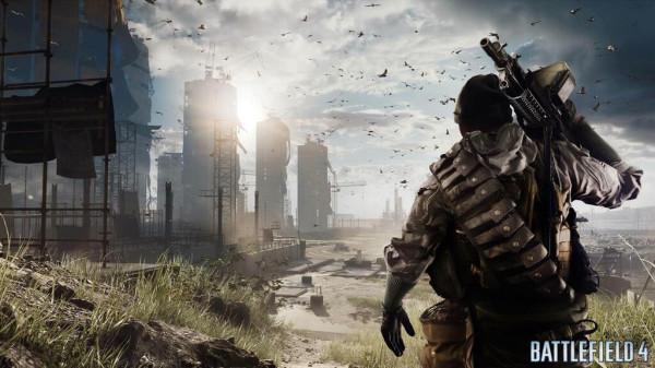 Четвертой части Battlefield, придется конкурировать с Call of Duty: Ghosts