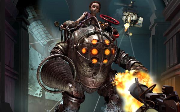 Bioshock со всеми дополнениями теперь в Стиме