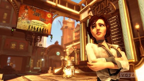 BioShock Infinite – уникальное дополнение