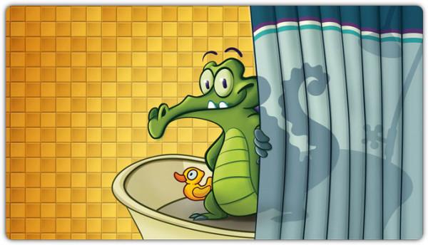 Вторая часть игры «Крокодильчик Свомпи» требует деньги за новый уровень