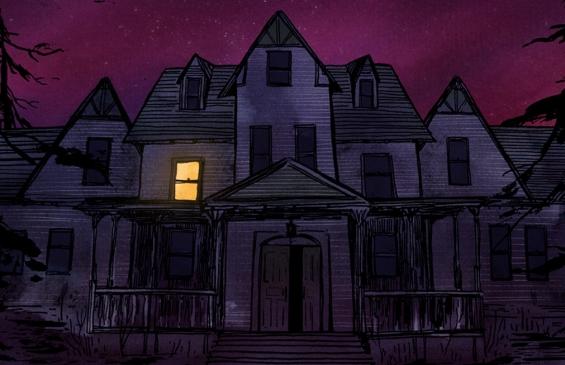 Вышла интересная игра про семью из Портленда Gone Home